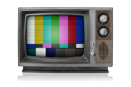 Color TV!