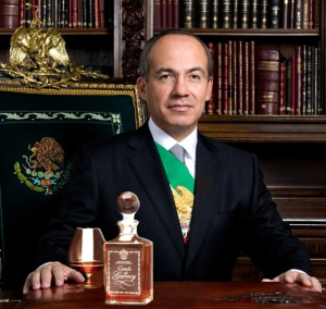 Mexican President Felipe Calderon Alcoholic Drinking Problem