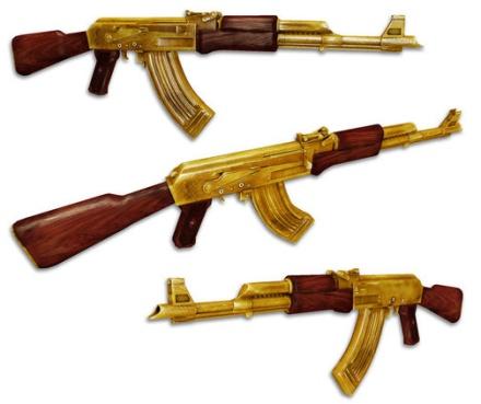 Gold AK