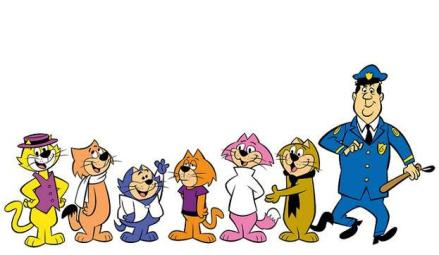 Top Cat Don Gato y Su Pandilla