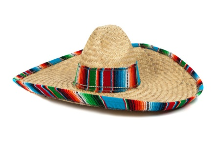 Sombrero Cinco de Mayo
