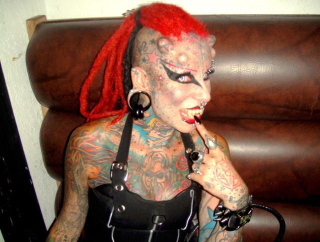 Maria Jose Cristerna Vampire 1