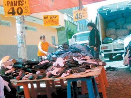 Tianguis Ropa Mexican Market