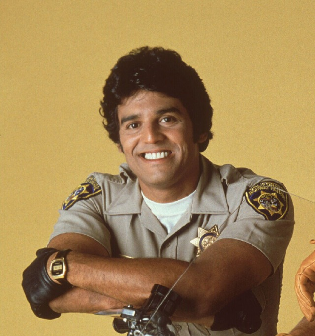 Erik Estrada CHIPS Ponch
