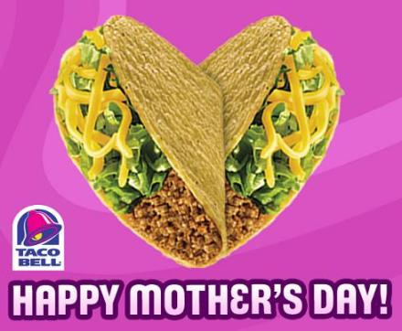 Taco Bell Heart